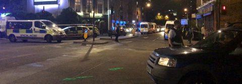 La Policía dice que dos de los incidentes de Londres son actos terroristas