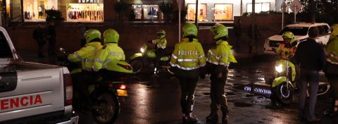 Death toll in Bogota shopping mall attack rises to 3