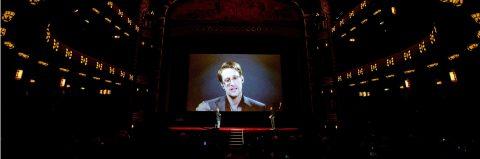 """Snowden califica el supuesto espionaje en México de """"crimen contra el público"""""""