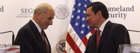 US, Mexico collaborating to stop drug trafficking, illegal migration