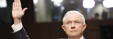 White House: Decision on Sessions' future to come soon