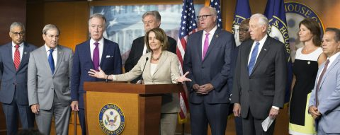 Democrats offer to work with Republicans to improve Affordable Care Act