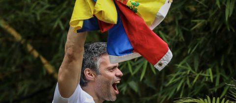 El Supremo venezolano dice que Ledezma y Leopoldo López planeaban fugarse