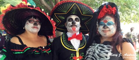 San Jose 20th Anniversary 2017 Día de los Muertos