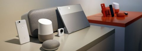 Google eyes bigger foray into hardware devices market