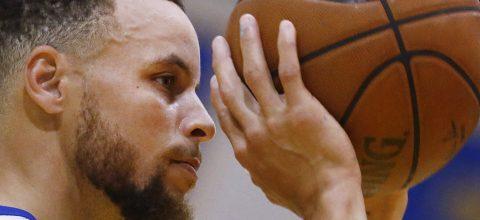 125-127. Curry hace un regreso triunfal en la victoria de los Warriors
