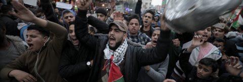 Estados Unidos suspende 45 millones de dólares en ayuda alimentaria para los palestinos