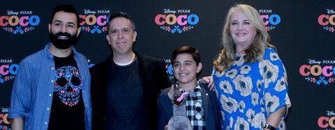 """""""Coco"""" aspirará a los Óscar a mejor filme animado y a mejor canción original"""