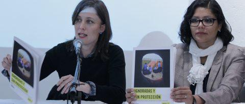 México incumple de forma habitual obligación de proteger a migrantes, dice Amnistía Internacional