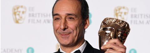 """The Shape of Water"", BAFTA a mejor música original"