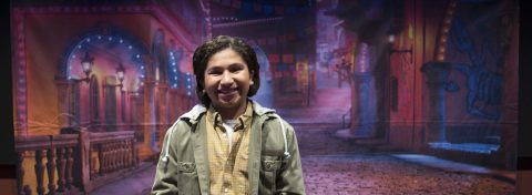 """Academy Award nominee """"Coco"""" star cast from among hundreds of candidates"""