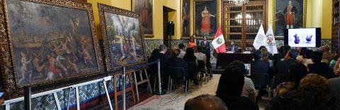 Peru recovers 500 archeological and art pieces from Argentina, US, Mexico, UK