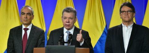 Colombian president to resume peace talks with ELN rebels