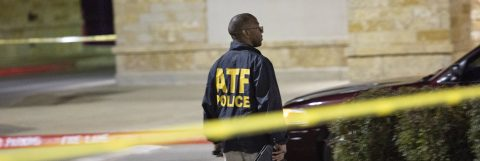 New Texas blast is not related to previous ones, police says