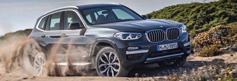 BMW X3. Eficiencia, tecnología y buen manejo