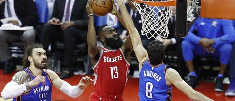 102-108. Westbrook y George le dan a los Thunder el triunfo clave; Abrines, decisivo