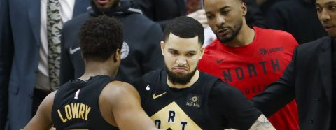 Raptors close out series with 102-92 Game 6 win over Wizards