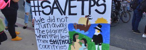 """Activistas inician marcha a Washington por """"respeto"""" de inmigrantes"""