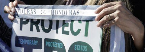 Estados Unidos quita el TPS a 55.000 hondureños y les pide salir del país antes de 2020