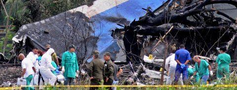 Más de cien muertos al estrellarse un avión de pasajeros en La Habana