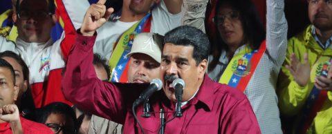 Maduro wins Venezuela presidential election with almost 6 million votes