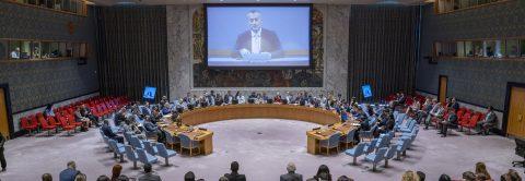 """La ONU pide acciones urgentes para evitar un """"colapso"""" en Gaza y otra guerra"""