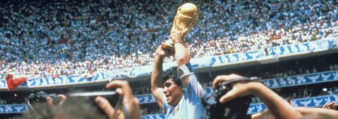 22 Days to go: World Cup's most infamous goal scored on June 22, 1986