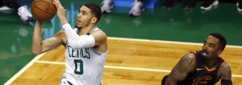 96-83. Tatum pone a los Celtics a un triunfo de las Finales de la NBA