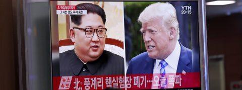 Trump cancels US-North Korea summit