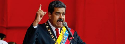 Maduro orders soldiers to swear loyalty following alleged conspiracy