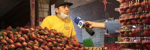 México y China firman convenio para exportar carne de cerdo y frutos rojos