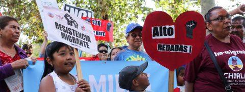 Unicef denuncia a Estados Unidos por separar a hijos de inmigrantes de sus padres
