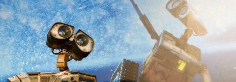 """""""WALL·E"""", diez años del gran poema ecologista y vital de Pixar"""