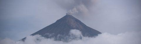 La muerte de un herido en México eleva a 112 los fallecidos por la erupción en Guatemala