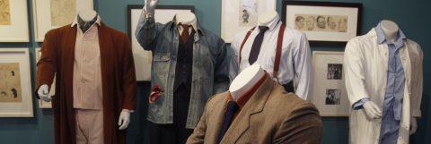 Mexico City exhibition showcases Rivera's personality through his wardrobe