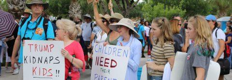 La frontera refuerza la unión del pueblo contra la separación familiar