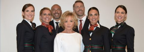 Passion for Fashion in the Air – Alitalia Partners with Alberta Ferretti on New Uniforms