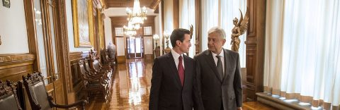 Lopez Obrador promises smooth transition to Mexico's new gov't