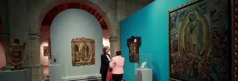 La Guadalupana, un símbolo de la diversidad de México que llega a exhibición