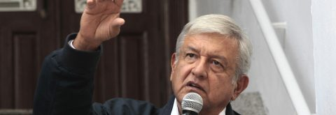 Mexican president-elect sends Trump policy proposals to decrease migration