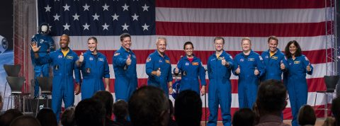 NASA names 1st crews to travel from US to outer space in 7 years