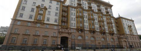 Espía rusa trabajó durante años en la embajada de EE.UU. en Moscú, según medios