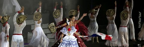 Central American Games end with fireworks, celebrations in Colombia
