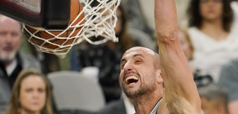 Manu Ginobili retires from basketball after 16 years in NBA