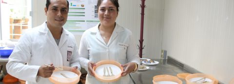 Mexican scientists create nutritious edible flatware