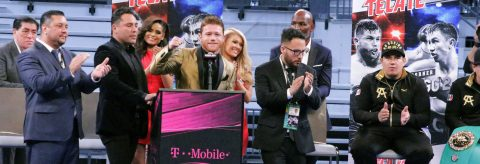 Promoter: Canelo-Golovkin fight was fifth highest-grossing ever at $125 mn