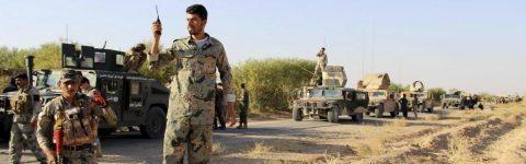 """""""Esto no se ganará militarmente"""", dice jefe de la coalición en Afganistán"""