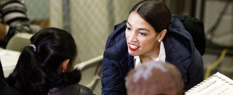 Ocasio cumple los pronósticos y se convierte en la congresista más joven