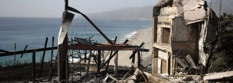 Strong winds fan California fires, death toll at 31