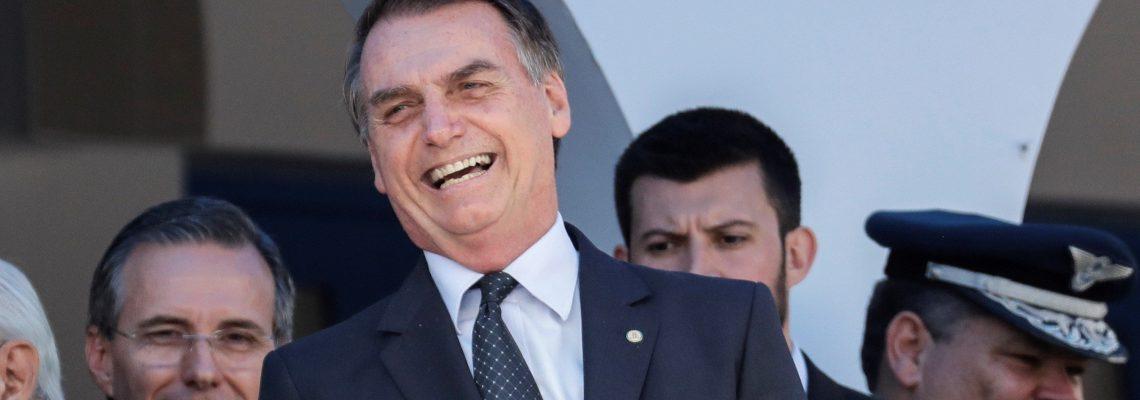 El presidente de Brasil y sus bromas sobre los japoneses